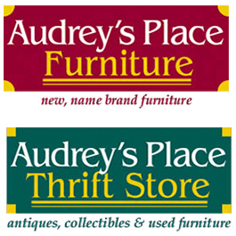 Audrey's Furniture Logo