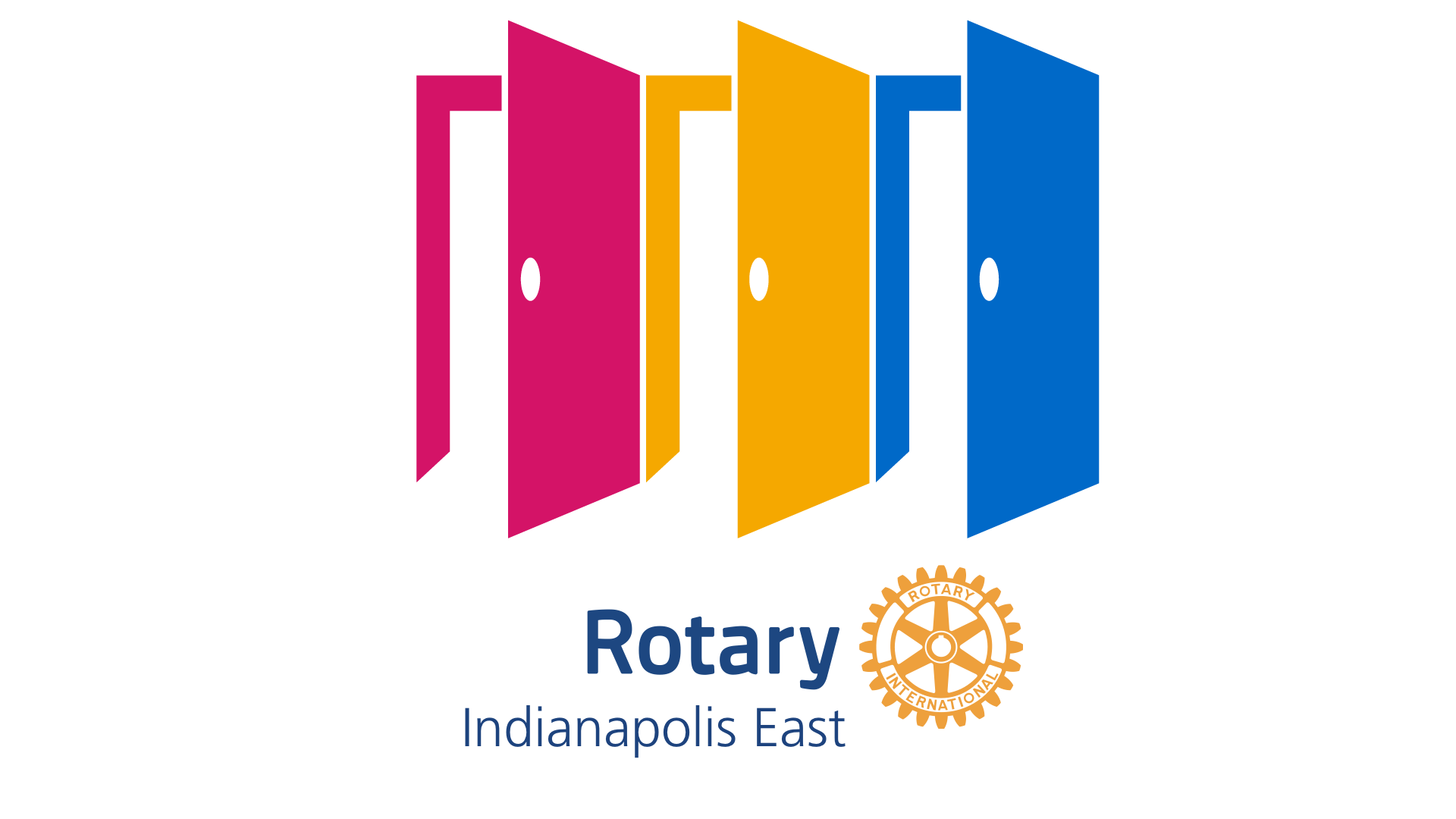 Indianapolis East Rotary Club Logo