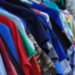 We will begin accepting clothing donations again soon!