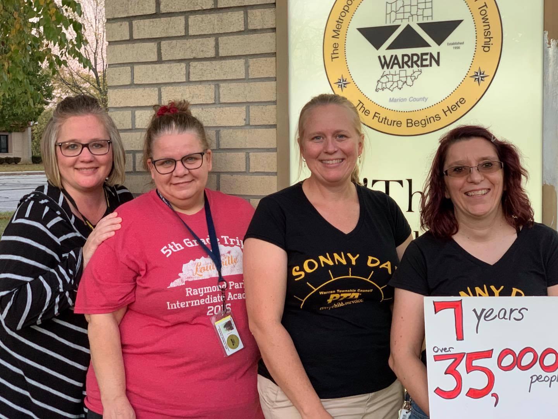 Sonny Day Staff